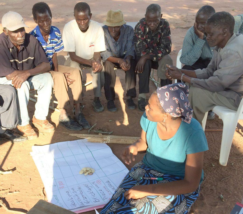 Evidence-gathering fieldwork