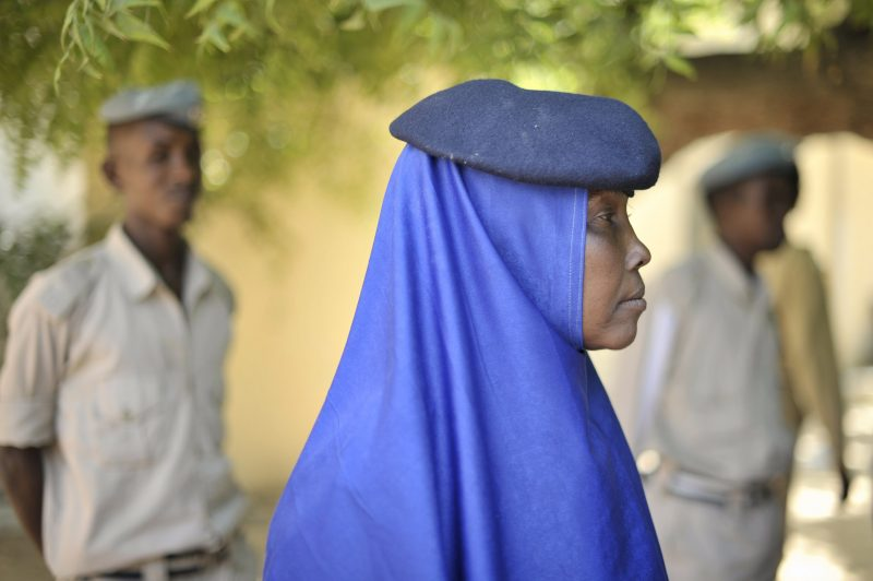 Thinking and working politically in Somalia: A case study on the Somalia Stability Fund
